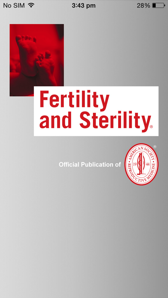 Fertility and Sterility® screenshot 1