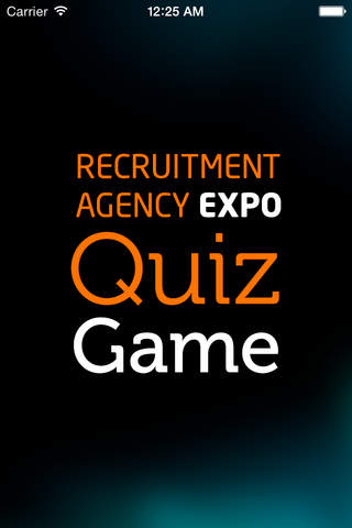 Recruitment Agency Expo Quiz Game - náhled