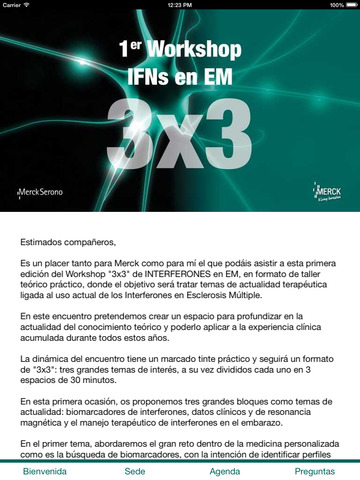 WORKSHOP 3x3 IFNs en EM screenshot 10