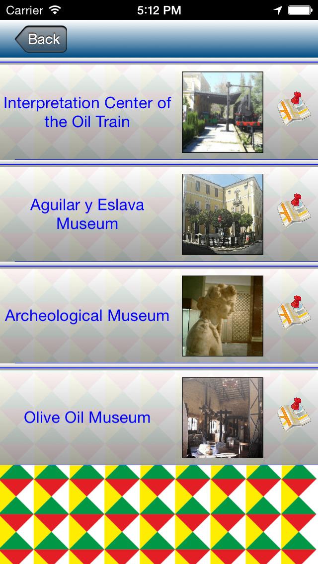 Guía Turística de Cabra screenshot 4