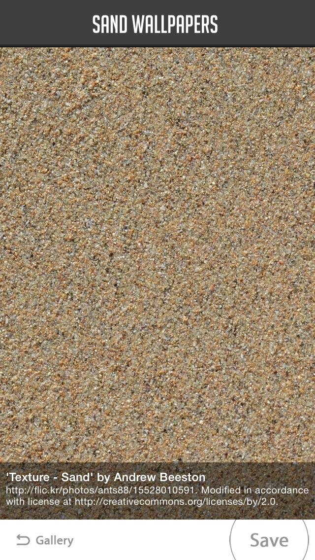 Sand Wallpapers screenshot 5