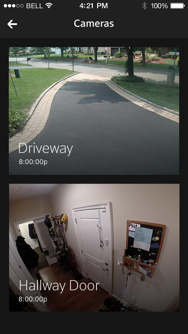 Xfinity Home screenshot 3