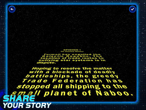 Star Wars Scene Maker screenshot 10