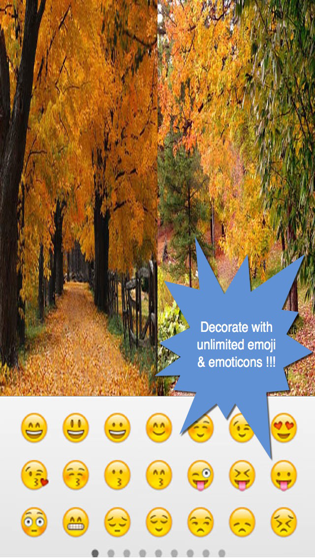 Happy Autumn Greeting Cards screenshot 1