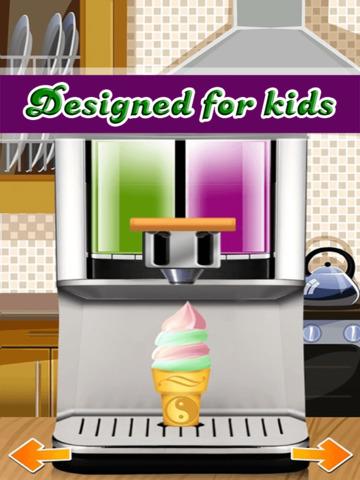 My Little Frozen Secret Treats Maker Game - Free Game screenshot 9
