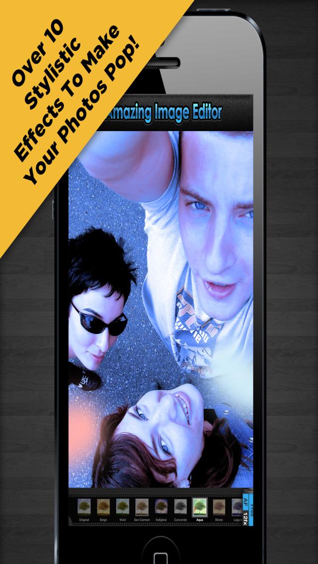 Image FX - The Photo & Selfie Image Editor screenshot 4