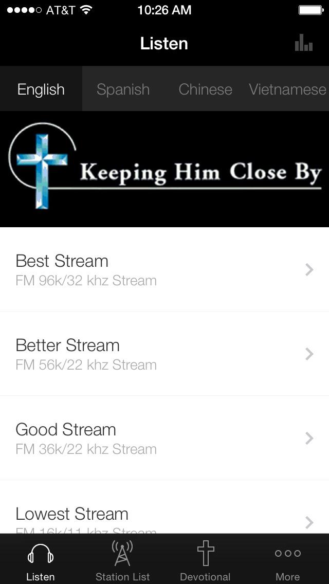 KHCB screenshot 1