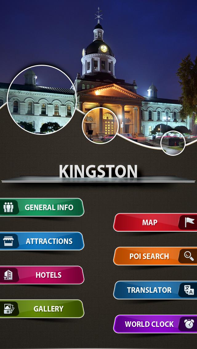 Kingston City Travel Guide screenshot 2