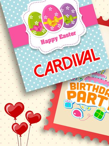 Greetings Card - Valentine's Day, Anniversary screenshot 6