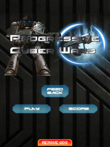 Progressive Cyber Wars : The Return screenshot 10