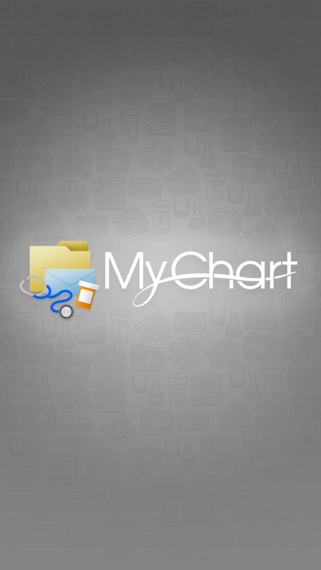MyChart screenshot 1