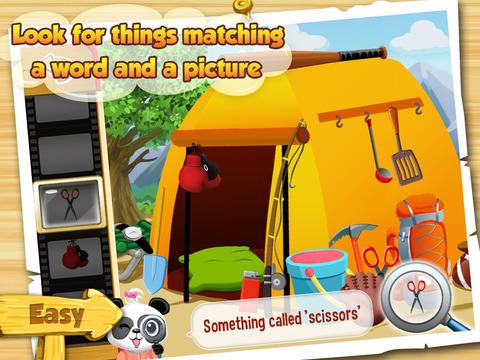 I Spy With Lola HD: A Fun Word Game for Kids! screenshot 3