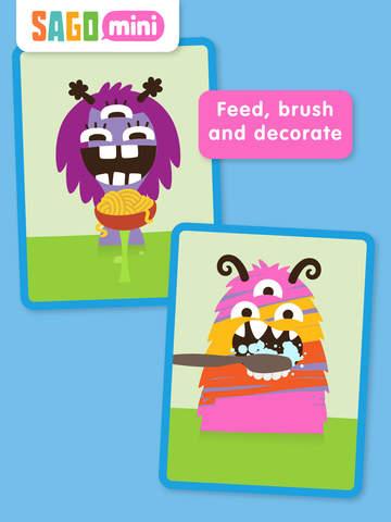 Sago Mini Monsters screenshot 8