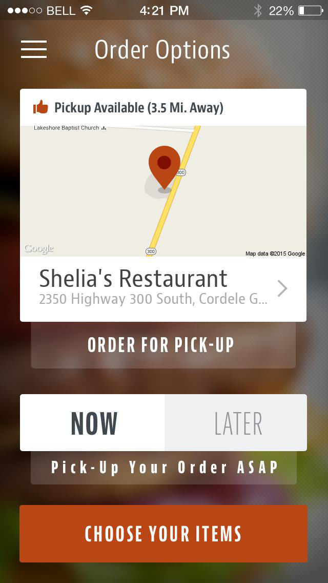 Shelia's Restaurant screenshot 2