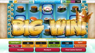 Mr Fish Craze Lucky Slots - Free Xtreme Las Vegas Casino with Bonus Games screenshot 1