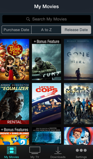 Vudu - Movies & TV screenshot 1