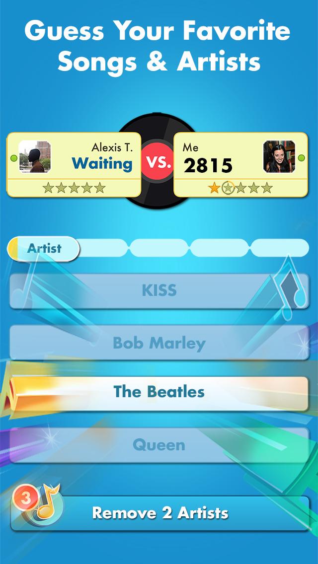 SongPop 1 screenshot 1