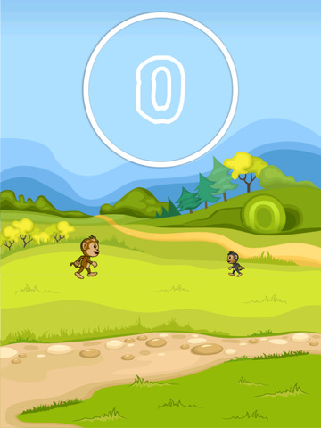 Aaaron the Monkey Run and Jump screenshot 3