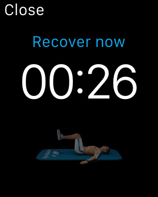 Runtastic Six Pack Abs Workout screenshot 15