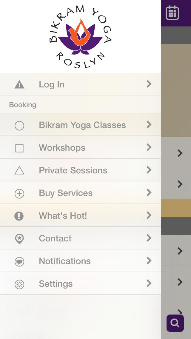 Bikram Yoga Roslyn screenshot #2