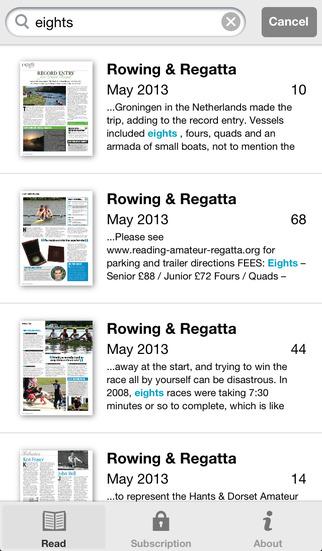 Rowing & Regatta screenshot 5