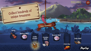 Solitaire Blitz™: Lost Treasures screenshot #5