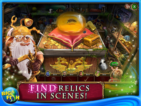 Awakening Kingdoms - A Hidden Object Fantasy Game screenshot 8
