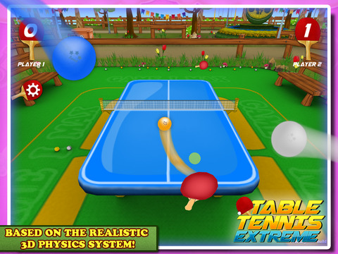 Table Tennis Extreme screenshot 8