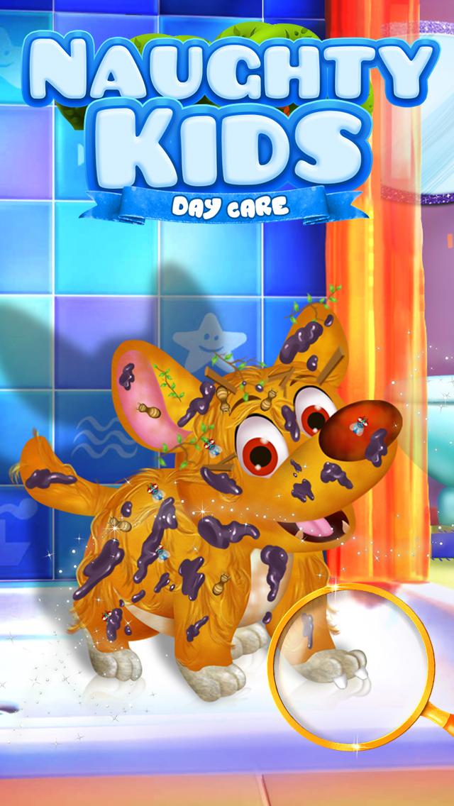 Naughty Kids Day care screenshot 2