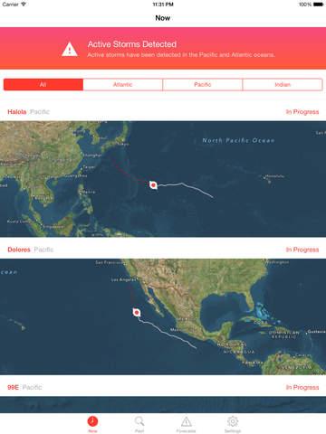 My Hurricane Tracker Pro screenshot 10