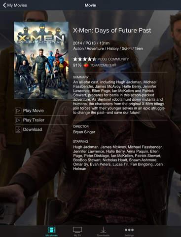 Vudu - Movies & TV screenshot 10