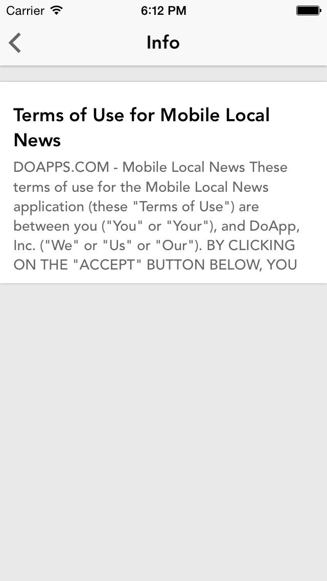 5 News WV's news source screenshot 3