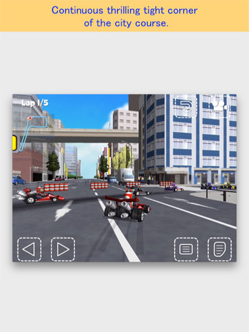 Akiba Kart Racing FREE screenshot 7