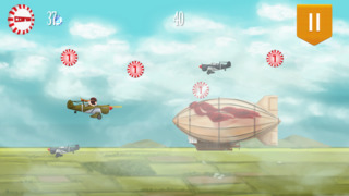 Ace Open Skies Plane Shooter PRO screenshot 2