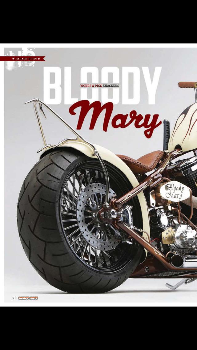 HEAVY DUTY Magazine screenshot 2