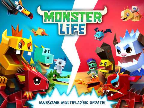 Monster Life - Collect and battle cute mini monsters! screenshot 6