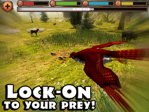 Falcon Simulator screenshot 8