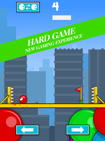 Speed Runner vs Red Ball FREE screenshot 6