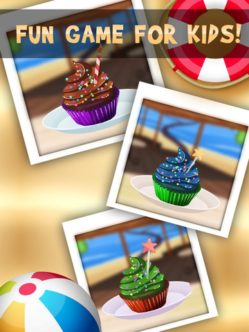 Awesome Delicious Cupcake Dessert Chef Bakery screenshot 5