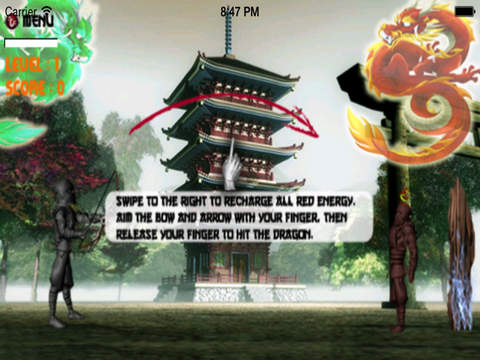 Ninja Arrow : Legend Of The Ancient Dragon The Temple Tour screenshot 6
