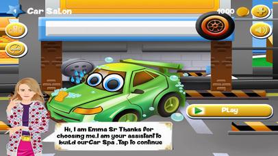 Classic Car Spa by Emma Jr screenshot 1