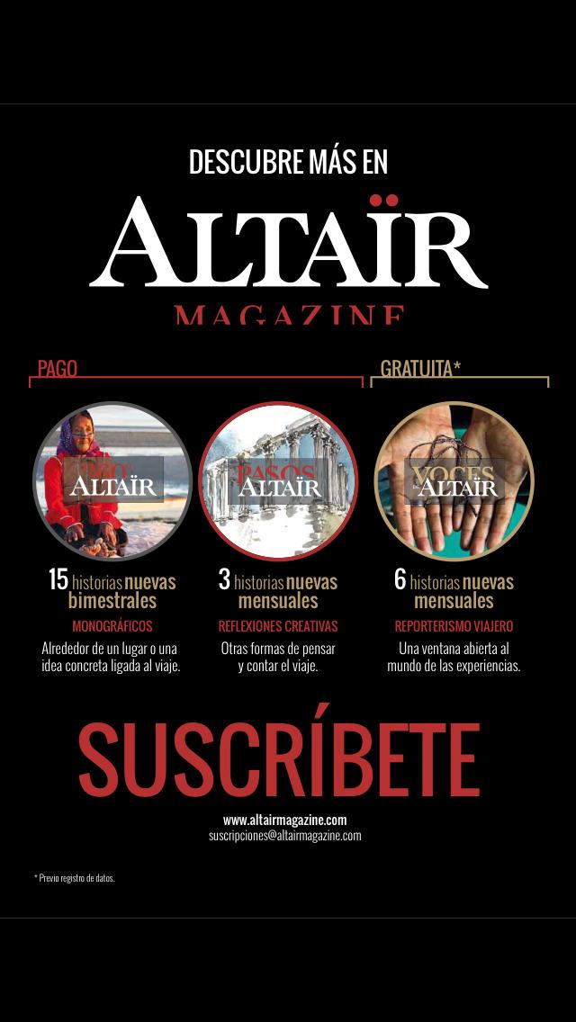 Altaïr Magazine screenshot 5