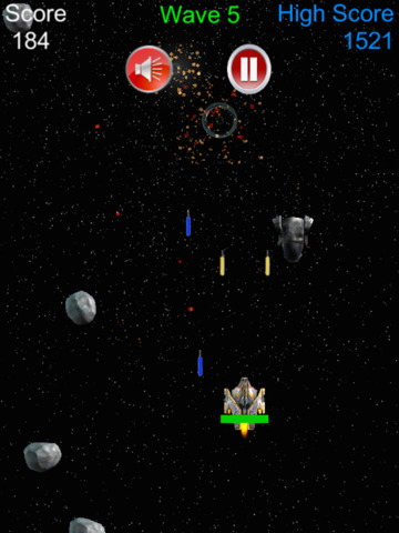 Space Shooter Pro Full Version screenshot 6