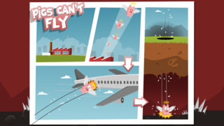 Pigs Can't Fly screenshot 1