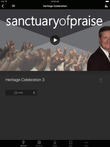 Sanctuary of Praise screenshot 5