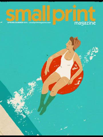 Small Print Magazine screenshot 6