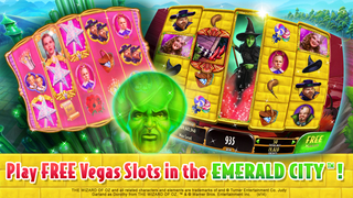 Wizard of Oz: Casino Slots screenshot 2