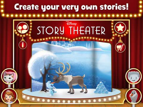 Disney Story Theater screenshot 6