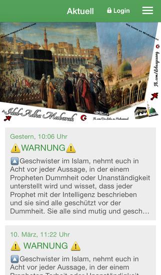 Die Liebe zu Muhammad screenshot 1
