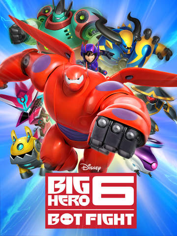 Big Hero 6 Bot Fight screenshot 10